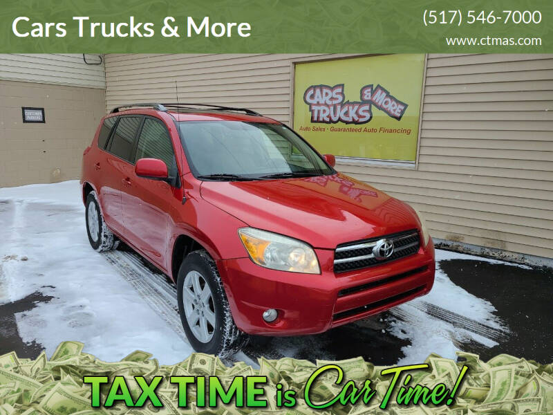 2006 Toyota RAV4 for sale at Cars Trucks & More in Howell MI