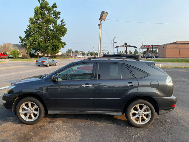 2009 Lexus RX 350 for sale at MADISON MOTORS in Bethany OK
