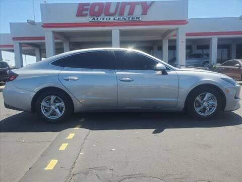 2020 Hyundai Sonata for sale at EQUITY AUTO CENTER in Phoenix AZ