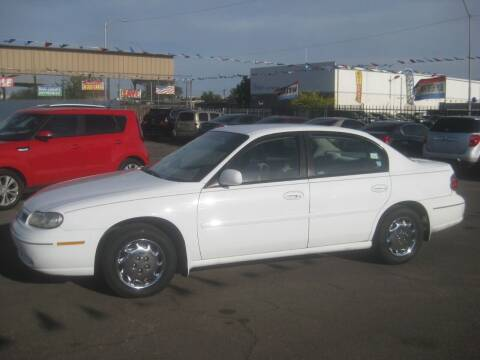1998 Oldsmobile Cutlass for sale at Town and Country Motors - 1702 East Van Buren Street in Phoenix AZ
