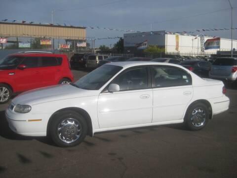 1998 Oldsmobile Cutlass for sale at Town and Country Motors - 1702 East Van Buren Street in Phoenix AZ