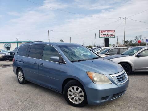 2008 Honda Odyssey for sale at Jamrock Auto Sales of Panama City in Panama City FL