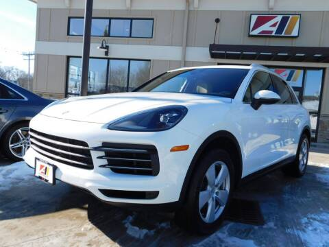 2019 Porsche Cayenne for sale at Auto Assets in Powell OH