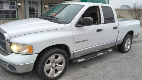 2003 Dodge Ram Pickup 1500 for sale at Haigler Motors Inc in Tyler TX