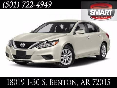 2018 Nissan Altima for sale at Smart Auto Sales of Benton in Benton AR