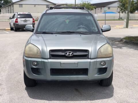 2006 Hyundai Tucson for sale at Carlando in Lakeland FL
