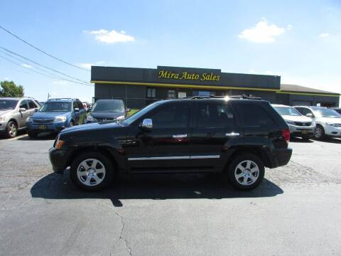 2010 Jeep Grand Cherokee for sale at MIRA AUTO SALES in Cincinnati OH