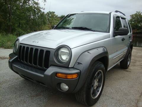 2003 Jeep Liberty for sale at Discount Auto Sales in Passaic NJ