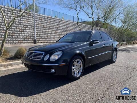 2003 Mercedes-Benz E-Class for sale at AUTO HOUSE TEMPE in Tempe AZ