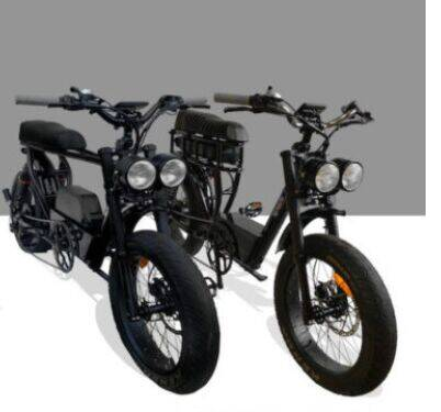 2021 Berkshire Electric Moped Step Thru or Straight Bar for sale at Berkshire Auto & Cycle Sales in Sandy Hook CT