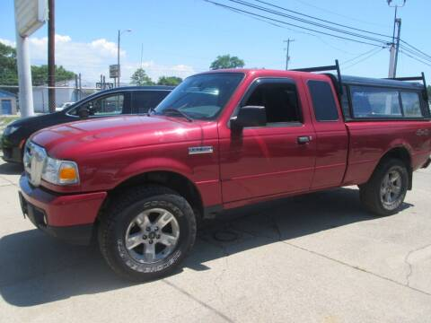 2006 Ford Ranger for sale at Jims Auto Sales in Muskegon MI