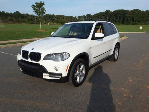 2007 BMW X5 for sale at Lister Motorsports in Troutman NC