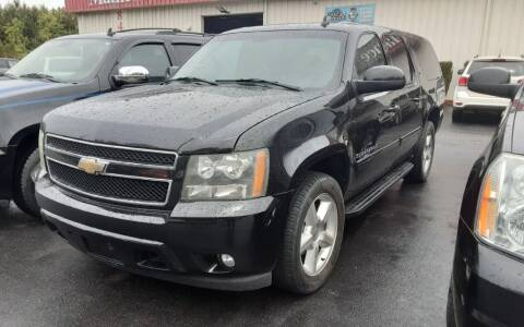 2007 Chevrolet Suburban for sale at Mathews Used Cars, Inc. in Crawford GA