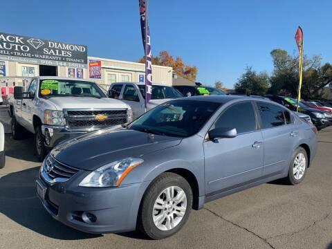 2010 Nissan Altima Hybrid for sale at Black Diamond Auto Sales Inc. in Rancho Cordova CA