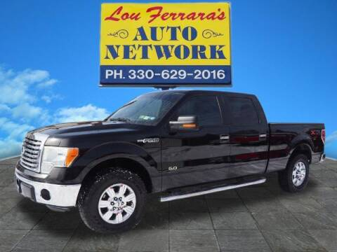 2011 Ford F-150 for sale at Lou Ferraras Auto Network in Youngstown OH