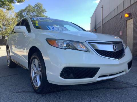 2013 Acura RDX for sale at Active Auto Sales Inc in Philadelphia PA