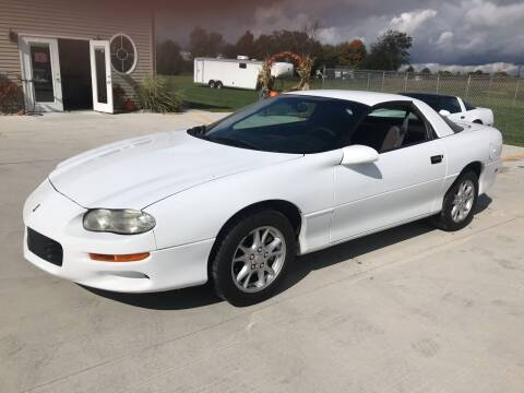 2000 Chevrolet Camaro for sale at The Auto Depot in Mount Morris MI
