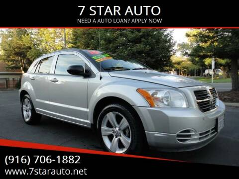 2010 Dodge Caliber for sale at 7 STAR AUTO in Sacramento CA