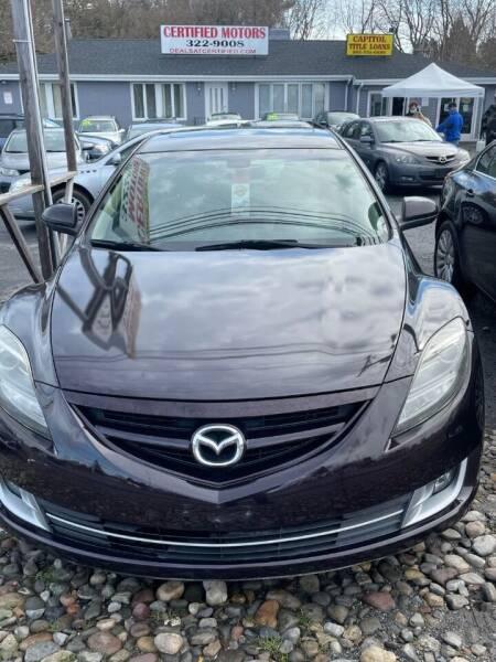 2009 Mazda MAZDA6 for sale at Certified Motors in Bear DE