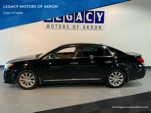 2011 Toyota Avalon for sale at LEGACY MOTORS OF AKRON in Akron OH