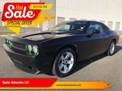 2010 Dodge Challenger for sale at Bucks Autosales LLC - Bucks Auto Sales LLC in Levittown PA