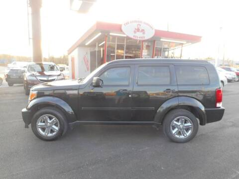 2008 Dodge Nitro for sale at The Carriage Company in Lancaster OH
