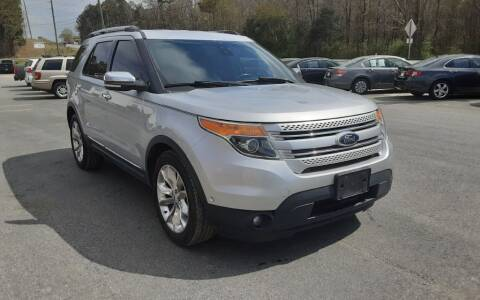 2013 Ford Explorer for sale at Mathews Used Cars, Inc. in Crawford GA