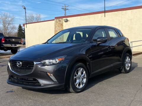 2016 Mazda CX-3 for sale at North Imports LLC in Burnsville MN
