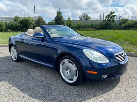 2002 Lexus SC 430 for sale at Pristine Auto Group in Bloomfield NJ