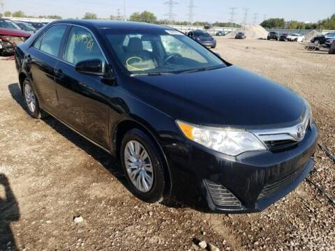 2012 Toyota Camry for sale at CarGeek in Tampa FL