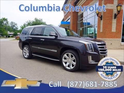 2016 Cadillac Escalade for sale at COLUMBIA CHEVROLET in Cincinnati OH