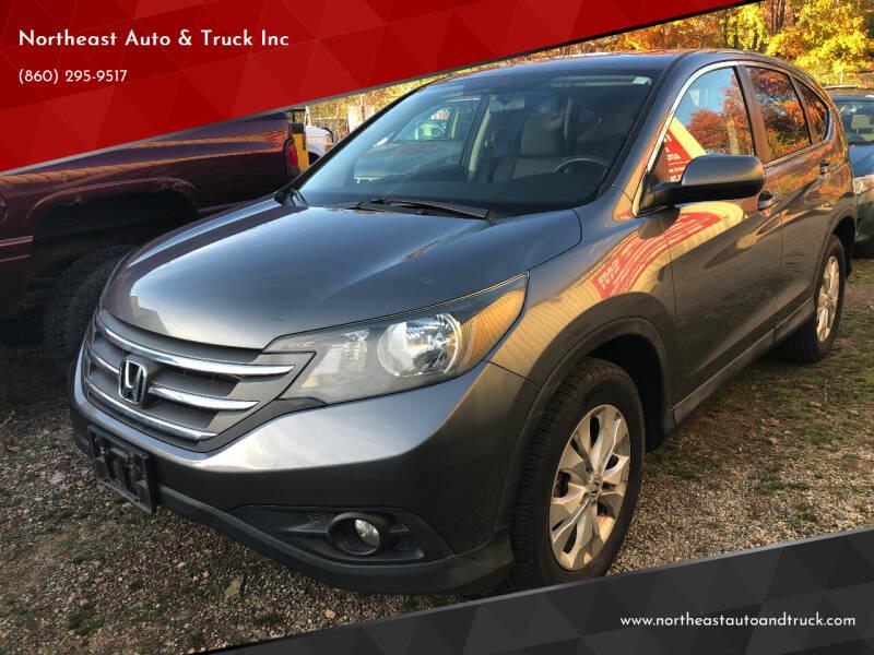 2012 Honda CR-V for sale at Northeast Auto & Truck Inc in Marlborough CT