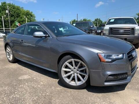 2016 Audi A5 for sale at Sam's Auto Sales in Houston TX