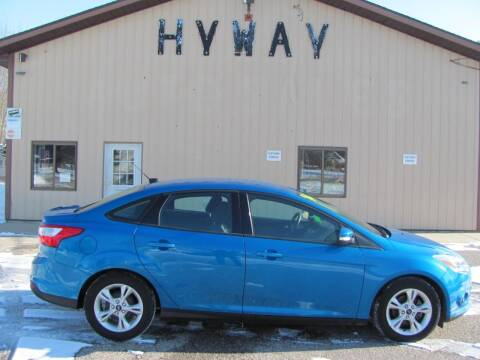 2014 Ford Focus for sale at HyWay Auto Sales in Holland MI