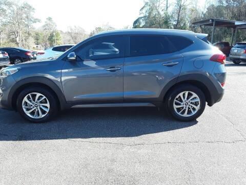 2016 Hyundai Tucson for sale at WALKER MOTORS LLC in Hattiesburg MS