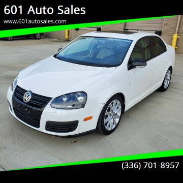 2010 Volkswagen Jetta for sale at 601 Auto Sales in Mocksville NC