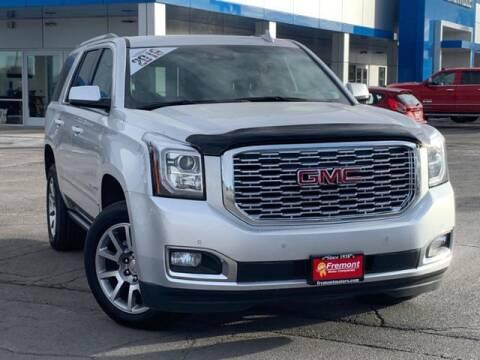 2019 GMC Yukon for sale at Rocky Mountain Commercial Trucks in Casper WY