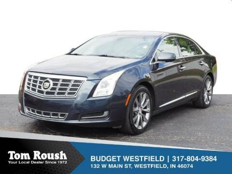 2013 Cadillac XTS for sale at Tom Roush Budget Westfield in Westfield IN