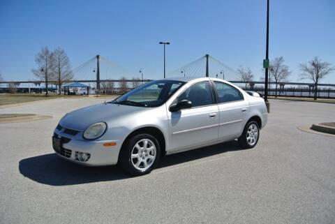 2005 Dodge Neon for sale at BRADNICK PAST & PRESENT AUTO in Alton IL