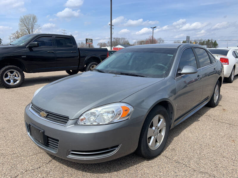 2009 Chevrolet Impala for sale at Blake Hollenbeck Auto Sales in Greenville MI