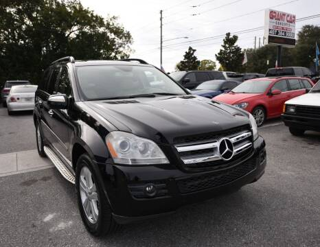 2009 Mercedes-Benz GL-Class for sale at Grant Car Concepts in Orlando FL
