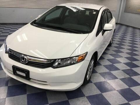 2012 Honda Civic for sale at Mirak Hyundai in Arlington MA