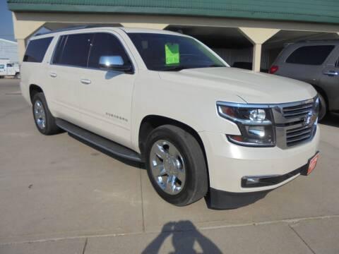 2015 Chevrolet Suburban for sale at KICK KARS in Scottsbluff NE