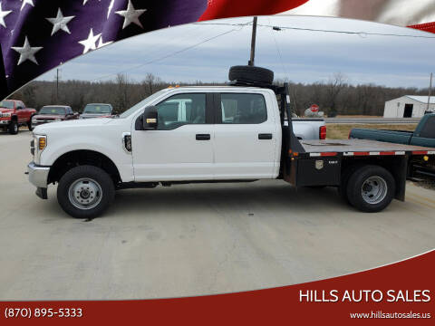 2018 Ford F-350 Super Duty for sale at Hills Auto Sales in Salem AR