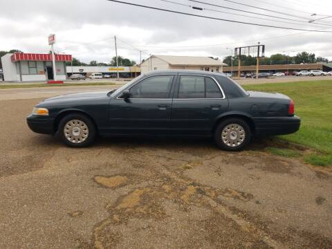 2003 Ford Crown Victoria for sale at Frontline Auto Sales in Martin TN