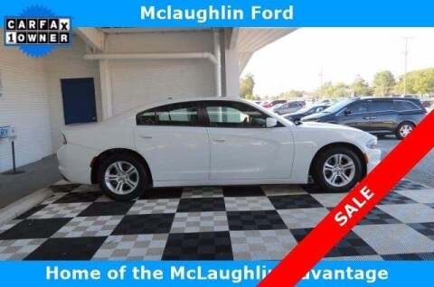 2019 Dodge Charger for sale at McLaughlin Ford in Sumter SC