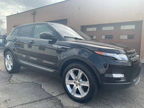 2015 Land Rover Range Rover Evoque for sale at Martys Auto Sales in Decatur IL