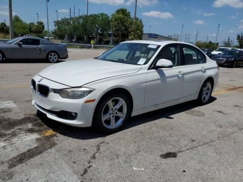 2016 BMW 3 Series for sale at Roadmaster Auto Sales in Pompano Beach FL