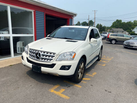 2011 Mercedes-Benz M-Class for sale at Top Quality Auto Sales in Westport MA