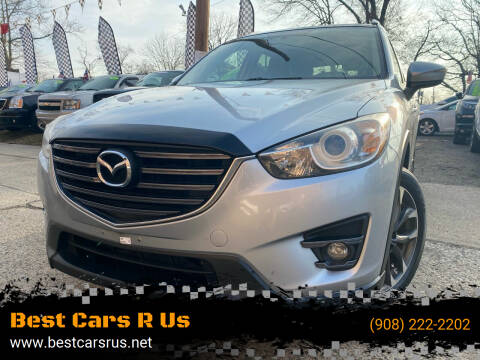 2016 Mazda CX-5 for sale at Best Cars R Us in Plainfield NJ
